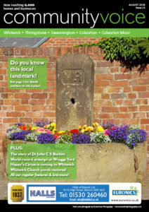 Whitwick Community Voice August 2018