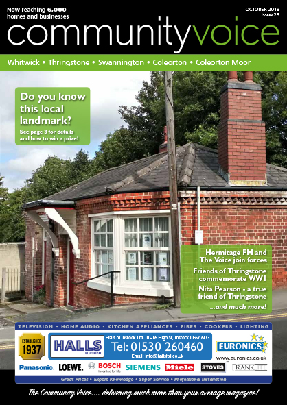 Whitwick Community Voice October 2018