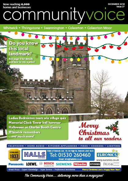 Whitwick Community Voice December 2018