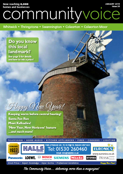 Whitwick Community Voice January 2019