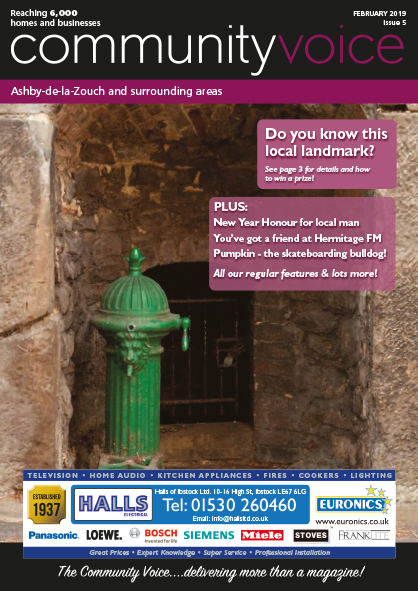 Ashby Community Voice February 2019