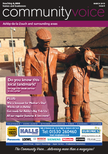 Ashby Community Voice March 2019