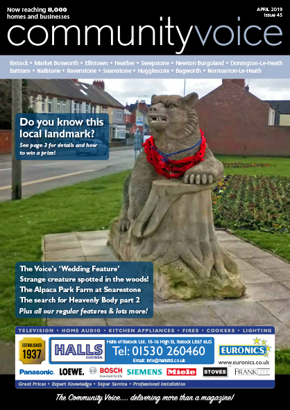 Ibstock Community Voice April 2019