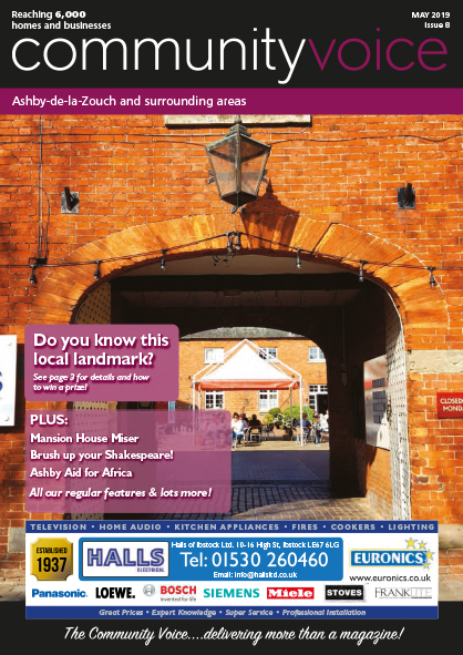 Ashby Community Voice May 2012