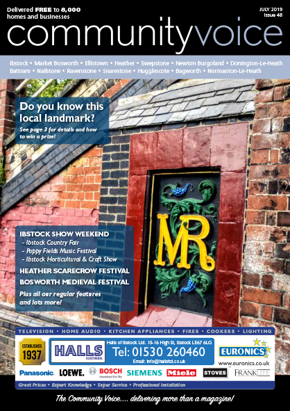 Ibstock Community Voice July 2019