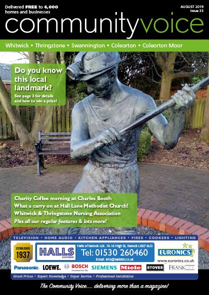 Whitwick Community Voice August 2019