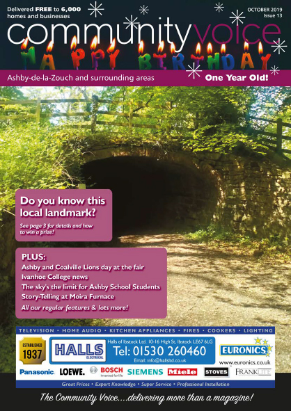 Ashby Community Voice October 2019