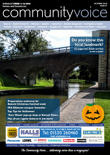 Ibstock Community Voice October 2019