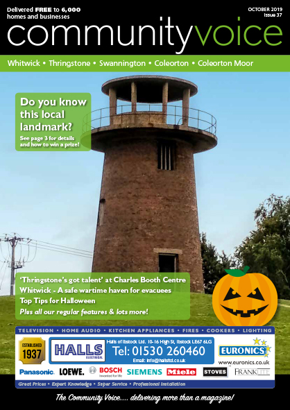 Whitwick Community Voice October 2019