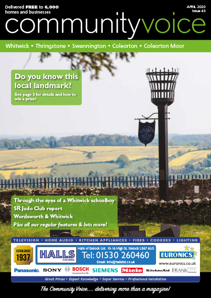 Whitwick Community Voice April 2020